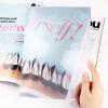 XL Полная страница увеличительное лист линзы Френеля 3X Magnifier Увеличение