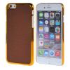 MOONCASE Litchi Skin золото Chrome Hard Back чехол для Cover Apple iPhone 6 (4.7) браун mooncase litchi skin золото chrome hard back чехол для cover apple iphone 6 4 7 золото