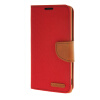 MOONCASE Xperia Z4 , Leather Flip Wallet Card Holder Pouch Stand Back ЧЕХОЛ ДЛЯ Sony Xperia Z4 Red чехол для sony xperia z4 compact deppa air case red