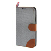MOONCASE Galaxy S5 , Leather Wallet Flip Card Holder Pouch Stand Back ЧЕХОЛ ДЛЯ Samsung Galaxy S5 Grey чехол для samsung galaxy s5 printio dark horse comics