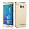 MOONCASE металлический каркас тонких край зеркало 2 в 1 случае прикрытие для Samsung Galaxy S6 Edge Plus mooncase металлический каркас тонких край зеркало 2 в 1 случае прикрытие для samsung galaxy a8