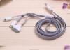 3 в 1 Micro  8-pin 30-pin USB кабель для iPiPhone6/ 6Plus/ 5/ 5S/ 5C/ 4S iPad 4 Mini 2/Air and for Samsung Sony HTC доска для объявлений dz 1 2 j8b [6 ] jndx 8 s b