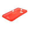 MOONCASE S - линия Мягкий силиконовый гель ТПУ защитный чехол гибкой оболочки Защитный чехол для Sony Xperia E4G красный