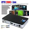 IPHD Super DVB-S2 Спутниковый ресивер Full HD 2GB RAM Обновление IP-ящика Linux от MAG 250 254 поддержка Stalker Middleware Xtream IP к1 ги плюс android тв ящик amlogic s905 1 г 8g четырехъядерных wifi смешанной ящик dvb s2 dvb t2 спутниковый ресивер cccam newcam приемник