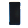 MOONCASE Hard Rubber Side Flip Pouch Shell Back ЧЕХОЛ ДЛЯ Apple iPhone 6 ( 4.7 inch ) Blue for iphone 7 4 7 inch brushed plastic kickstand shell casing baby blue