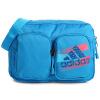 阿迪达斯(Adidas)小肩包 太阳能蓝色 AB6110