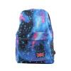 Галактика Pattern Мужская Путешествия Рюкзак Холст Отдых Сумки Школа сумка рюкзак