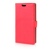 MOONCASE Litch Skin Leather Side Flip Wallet Card Slot Pouch Stand Shell Back ЧЕХОЛ ДЛЯ LG L Bello D331 Red mooncase litch skin leather side flip wallet card slot pouch stand shell back чехол для lg l bello d331 black