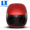 2018 NEW LEK 566A Electric Health Care Massage Infrared Heating Therapy Shiatsu foot massager Air Pressure Foot Care Device yihcare music electric vibration magnetic air pressure far infrared eye massager machine heating massage glasses eye care device