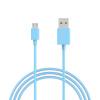 QIC Micro дата кабель USB /зарядный кабель для телефона Samsung/HUAWEI/MEIZU/MI orico mtf 10 micro usb зарядный кабель