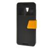 MOONCASE View window Leather Wallet Flip Stand Pouch чехол для HTC Desire 620 Black htc desire 650