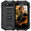 4.0-дюймовый GPS uphone U5A прочный 3G WCDMA и GSM двойной SIM лучших военных ранг сотового, FM-радио ip68 водонепроницаемый противоударный смартфон 3g wcdma gsm