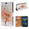 все цены на MOONCASE Huawei Ascend Y635 ЧЕХОЛ ДЛЯ Flip Wallet Card Slot Stand Leather Folio Pouch /a01 онлайн