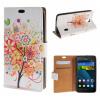 все цены на MOONCASE Huawei Ascend Y635 ЧЕХОЛДЛЯ Flip Wallet Card Slot Stand Leather Folio Pouch /a01 онлайн