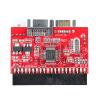 SATA IDE винчестера красного 2in1 на жестком диске Serial ATA (1,5 фунтов стерлингов - 100 / 133 2in1 ide на жесткий диск converter convert serial ata 2 power