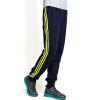 DOUBLE STAR DML0028A Спорт и досуг мужской хлопок спортивные брюки трикотажные спортивные штаны сокровище синий L