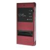 MOONCASE окна в дизайн, так же премиум - пу - кожаный чехол для покрытия Huawei Ascend P8 Lite