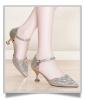 Туфли на высоком каблуке Женская повседневная обувь Женская повседневная женская обувь Дышащие женские сандалии Модные женские туфли