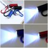 Мини выпуклое зеркало светодиодный фонарик факел Лампа Свет брелок Брелок Новый super bright 300lm r3 2led мини омыватели фар фонарик факел свет