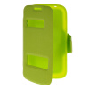 MOONCASE View Window Leather Side Flip Pouch Stand Shell Back ЧЕХОЛ ДЛЯ Samsung Galaxy Star Pro S7260 / S7262 Green roar korea for iphone 7 4 7 diary view window leather stand case green