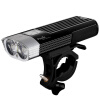 Phoenix Fenix High Brightness Dual Spot Bike Light Все металлические водонепроницаемые велосипедные фонари BC30 Черный 1800 люмен