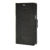 MOONCASE Magic Girl lovely Flip Pouch Card Holster PU Leather Wallet чехол для Samsung Galaxy J1 Black wb 1215 casual style magic pu dollar wallet black green