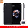 Глобальная версия Xiaomi Redmi Note 5 4GB 64GB 5.99 18: 9 Full Screen Dual Camera Note5 Смартфон Snapdragon 636 Octa Core 4000mAh телефон xiaomi redmi note 4x 4gb 64gb snapdragon черный