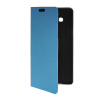 MOONCASE Slim Leather Side Flip Wallet Card Slot Pouch with Kickstand Shell Back чехол для Samsung Galaxy A7 Blue аксессуар чехол samsung galaxy a7 2017 with love moscow silicone russia 5090