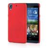 MOONCASE Hard Rubberized Rubber Coating Devise Back ЧЕХОЛДЛЯ HTC Desire 626 Red аксессуар чехол htc desire 626 628 red line book type black