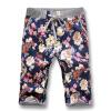 новые летом 2016 мужчины шорты пляж случайных мужчин шорты модельеров цветы мужчины шорты и размер 5xl горячей продажи бесплатная доставка