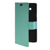 MOONCASE Slim Leather Side Flip Wallet Card Slot Pouch with Kickstand Shell Back чехол для Samsung Galaxy A7 Mint Green аксессуар чехол samsung galaxy a7 2017 with love moscow silicone russia 5090
