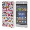 все цены на MOONCASE чехол для Huawei Ascend P8 Life Pattern series Flexible Soft Gel TPU Silicone Skin Slim Durable Cover онлайн