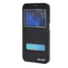 MOONCASE Samsung Galaxy S6 чехол для View Slim Leather Flip Pouch Bracket Back Cover Sapphire