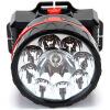Kang Ming (KANGMING) Светодиодные световые фары заряжают наружные светодиодные фары KM-180 black dosun светодиодные фары высокой производительности