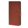MOONCASE ЧЕХОЛ ДЛЯ Samsung Galaxy E5 E500 Wallet Flip Card Slot Leather Bracket Back Brown