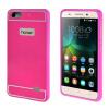 MOONCASE Huawei 4C Случай 2 В 1 жесткий бампер вставить обложка чехол для Huawei Honor 4C ярко-розовый colosseo 70805 4c celina