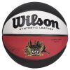 Wilson Wilson WTB921GC Баскетбол Абсорбирует уличную баскетбольную улицу Износостойкий противоскользящий синий шар