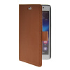 MOONCASE Slim Leather Flip Wallet Card Pouch with Kickstand Shell Back ЧЕХОЛДЛЯ Huawei Honor 6 Brown mooncase slim leather side flip wallet card slot pouch with kickstand shell back чехол для huawei honor 4 play brown