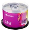 Violet (UNIS) CD-R 52 Galaxy серии 700M скорость дисков бочка 50 фиолетовый юнис cd r 52 скорости cd rom 700m день моря мультфильма баррель серии 50 дисков случайный макет