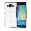MOONCASE Hard Chrome Plated Star Bling Back ЧЕХОЛ ДЛЯ Samsung Galaxy A5 White диски helo he844 chrome plated r20