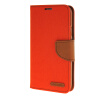 MOONCASE Galaxy S5 , Leather Flip Wallet Card Holder Pouch Stand Back ЧЕХОЛ ДЛЯ Samsung Galaxy S5 Orange mooncase galaxy s5 leather wallet flip card holder pouch stand back чехол для samsung galaxy s5 hot pink