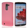 MOONCASE Hard Rubberized Rubber Coating Devise Back чехол для LG Optimus G Pro 2 F350 Pink чехол из натуральной кожи для lg g pro 2 d838 красный кроко abilita