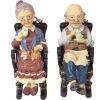 Золотой огонь для пастырской жизни чая, ее мужа, домашней обстановки, творческой мебели для дома, чтобы отправить друзей и друзей