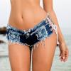 Meileiya 616 # новые летние женские джинсы, шорты, горячие брюки, шорты в ночном клубе, сексуальные шорты с низкой талией шорты женские