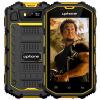 4.0-дюймовый GPS uphone U5A прочный 3G WCDMA и GSM двойной SIM лучших военных ранг сотового, FM-радио ip68 водонепроницаемый противоударный смартфон