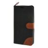 MOONCASE Zenfone 2 ZE550ML 5.5 , Leather Wallet Flip Stand ЧЕХОЛ ДЛЯ ASUS Zenfone 2 5.5 inch ZE550ML / ZE551ML Black flip left and right stand pu leather case for asus zenfone c zc451cg