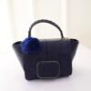 Женская сумка кожа женщин сумки сумка ретро моды вязание шерсти шарик битой сумка сумки женщин сумки сумки capoverso сумка