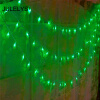 JULELYS 30M 300 Bulbs Willow Garland LED String Lights для украшения рождественской елки Gerlyanda LED Lights Decoration for Holiday