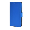 MOONCASE High quality Leather Side Flip Wallet Card Slot Pouch Stand Shell Back ЧЕХОЛ ДЛЯ Sony Xperia M2 Blue mooncase classic cross pattern leather side flip wallet card pouch stand soft shell back чехол для sony xperia m2 azure
