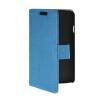 MOONCASE Slim Leather Side Flip Wallet Card Slot Pouch Stand Shell Back ЧЕХОЛДЛЯ LG F70 Blue